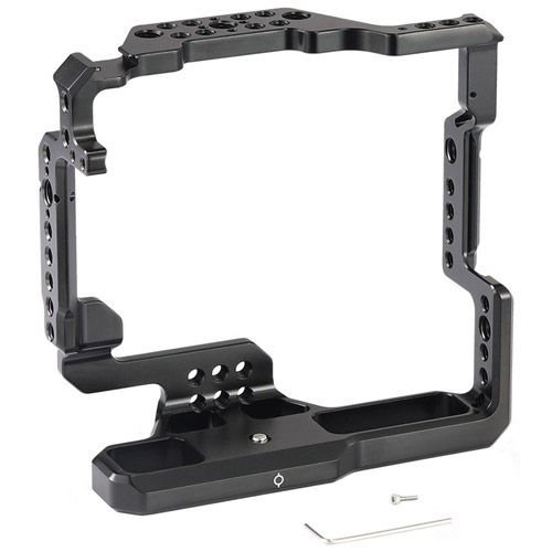 Cage for Fujifilm X-T3 Camera with Batter