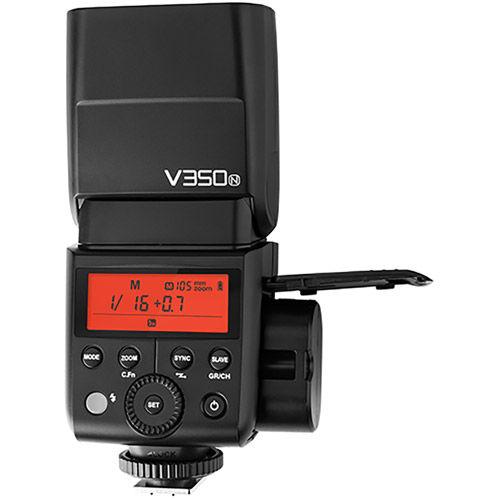 V350N Mini TTL Flash for Nikon