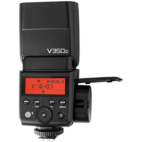 V350C Mini TTL Flash for Canon