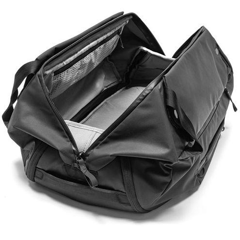Travel Duffelpack 65L - Black