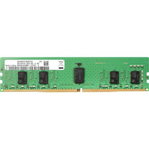 8GB DDR4-2666MHz ECC Reg RAM