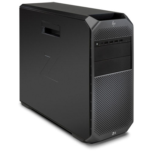 Z4 G4 Workstation Tower Core i7-7820X 64GB RAM 4TB Windows 10 Pro