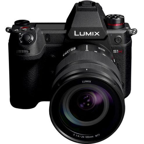 Lumix DC-S1H Mirrorless Body
