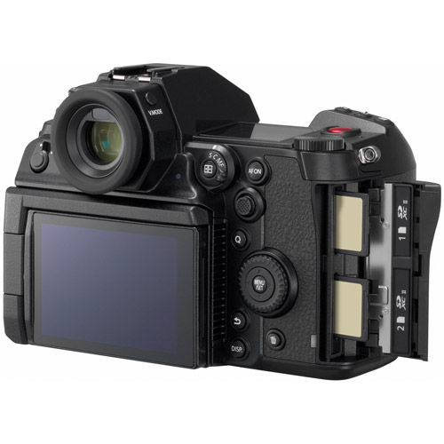 Lumix DC-S1H Mirrorless Body