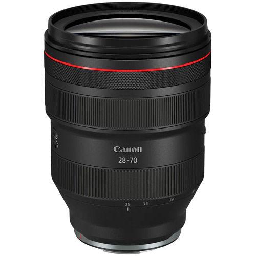 RF 28-70mm f2 L USM Lens with Battery Grip BG-E22 for EOS R
