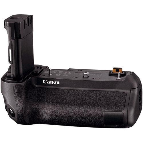 RF 85mm f1.2 L USM Lens with Battery Grip BG-E22 for EOS R