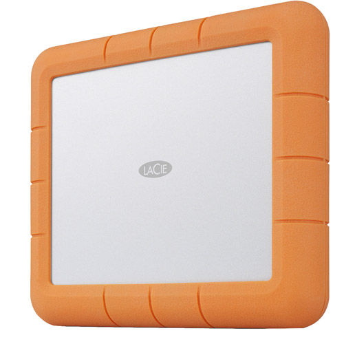 8TB Rugged RAID Shuttle USB 3.1 Gen 2 External Hard Drive