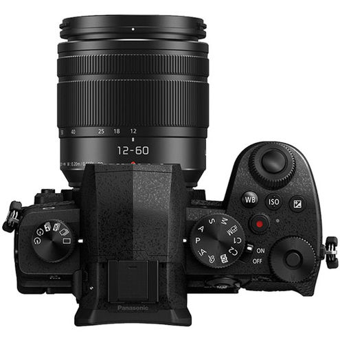 Lumix DMC-G95 Mirrorless Kit w/ 12-60mm Power OIS Lens