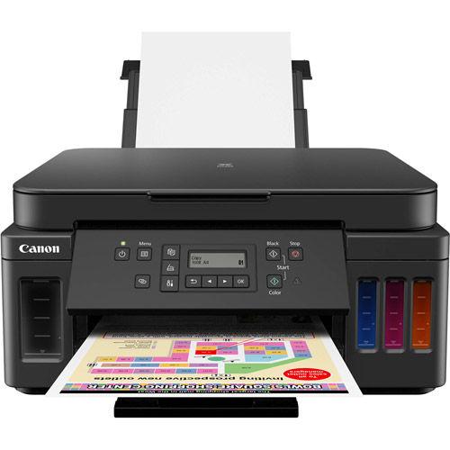 PIXMA G6020 Wireless MegaTank All-in-One Printer