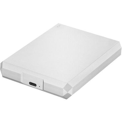 5TB USB 3.1 Type-C Mobile Drive (Moon Silver)