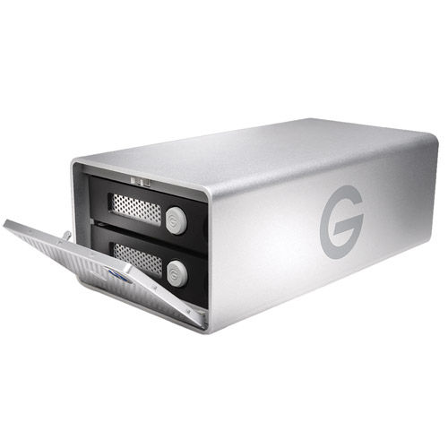 16TB G-RAID Removable Thunderbolt 3 Silver NA