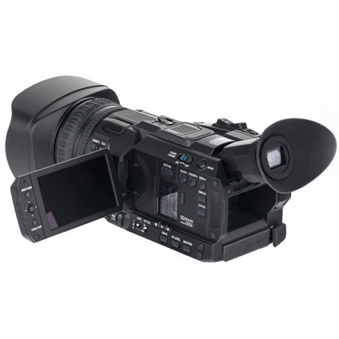 GY-HM180U 4KCam Compact Handheld Camcorder w/ Integrated 12X Lens