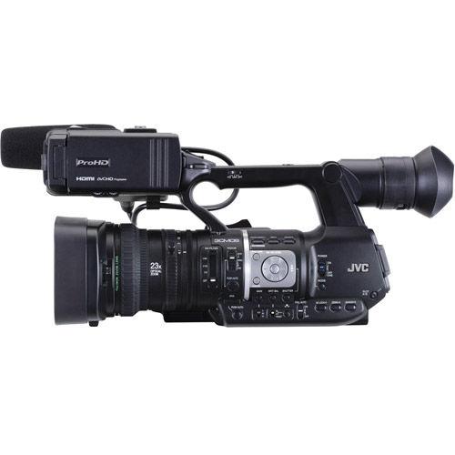 GY-HM620U PRO HD Handheld Camcorder
