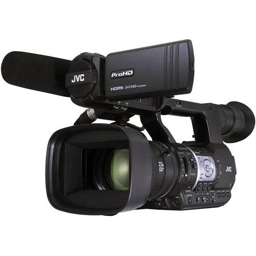 GY-HM620U PRO HD Handheld Camcorder w/ CTC200B Case
