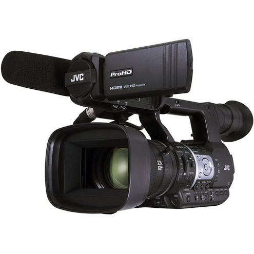 GY-HM620U PRO HD Handheld Camcorder w/ Free Case