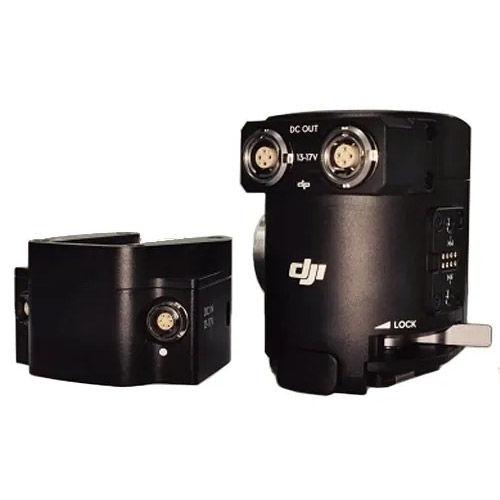 TS50AL Fluid Head & Tripod Kit w/ JQ40 Carbon Fiber Mini Jib and Ronin S Controller