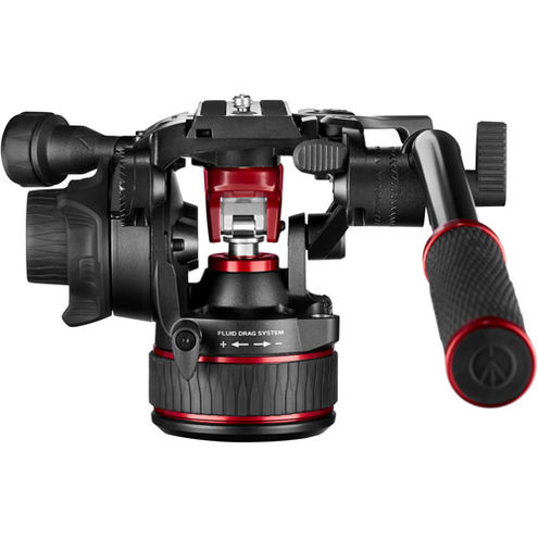Nitrotech 608 Fluid Video Head