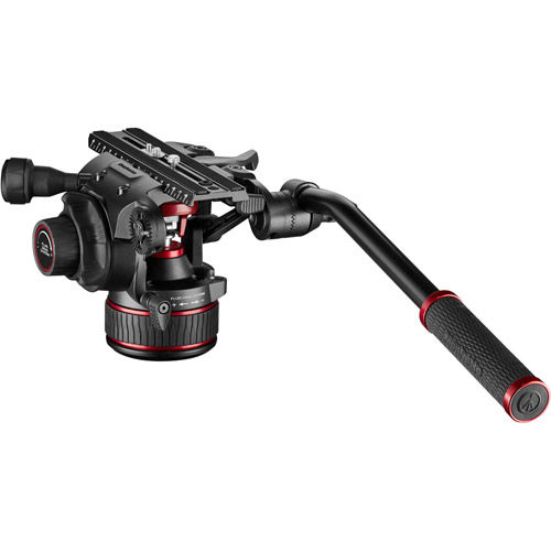 MVTTWINMC Tripod w/ Nitrotech 612 Head And  Padded Bag