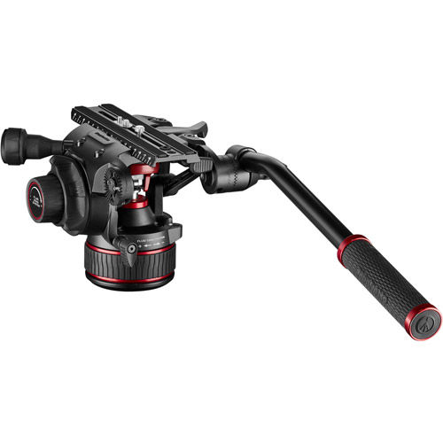 536 Tripod w/ Nitrotech 612 Head And  Padded Bag