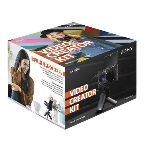 Cyber-Shot DSC-RX100III Video Creator Kit