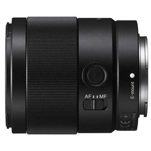 SEL FE 35mm f/1.8 E-Mount Lens