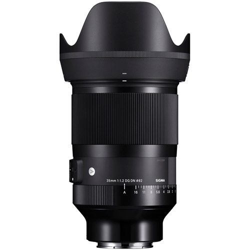 ART 35mm f/1.2 DG DN Lens for Sony E-Mount