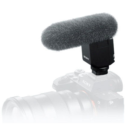 ECMB1M Digital Shotgun Microphone