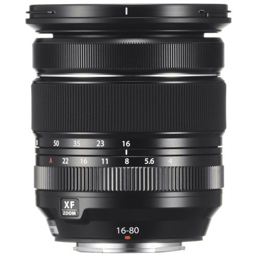 Fujinon XF 16-80mm f/4 R OIS WR Lens