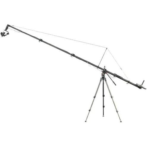 Crane 2 Kit w/Teris TS50AL Fluid Head  & Tripod  Kit w/JQ40 CF Mini Jib and Motion Sensor Remote