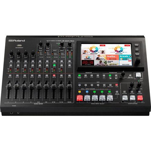 VR-50HD MK II Multi-Format A/V Mixer