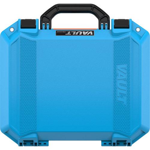 Vault V200 Medium Case w/ Foam Insert (Blue)