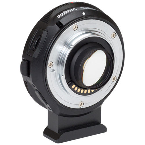 Canon EF to BMPCC4K T Speed Booster XL 0.64x