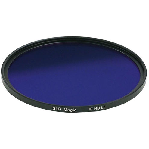 82mm Self-Locking Variable ND II 0.4 to 1.8 and 86mm Solid ND 1.2 Image Enhancer Filter Kit