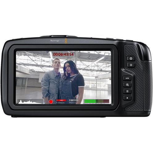 Pocket Cinema 6K Camera