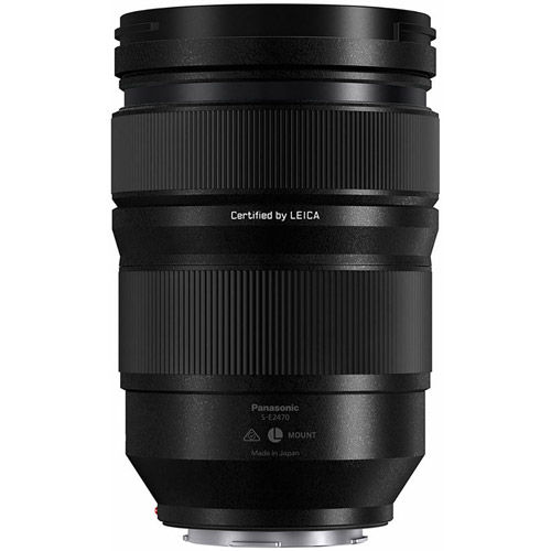 Lumix S PRO 24-70mm f/2.8 L-Mount Lens