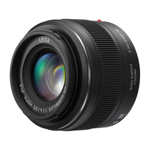 Leica DG Summilux 25mm f/1.4 II ASPH Lens