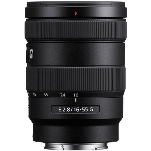 SEL 16-55mm f/2.8 G E-Mount Lens