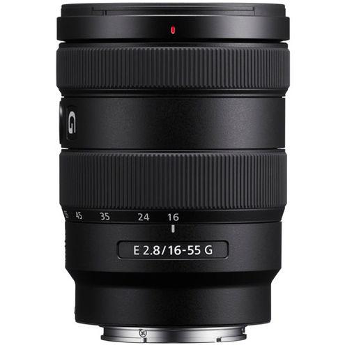 SEL 16-55mm f/2.8 G OSS E-Mount Lens