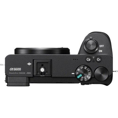 Alpha A6600 Mirrorless Kit w/ SEL 18-135mm OSS Lens