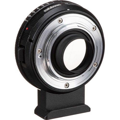 Nikon G Lens to BMPCC4K Speed Booster® ULTRA 0.71x
