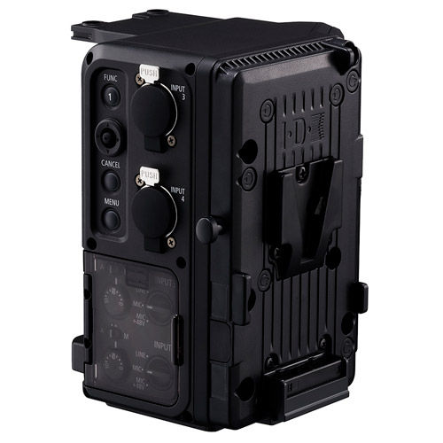EU‐V2 Extension Unit 2 (V‐Mount back) for C500 Mark II