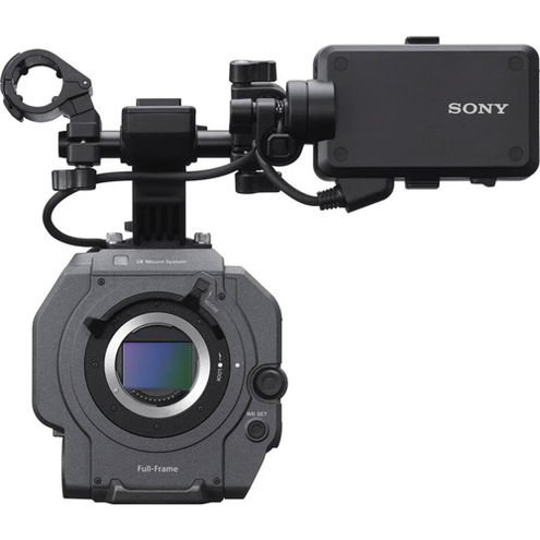 PXW-FX9 XDCAM 6K Full-Frame Camera System (Body Only)