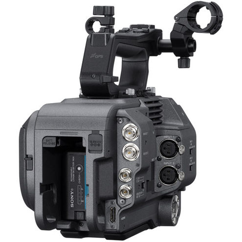 PXW-FX9 XDCAM 6K Full-Frame Camera System with 28-135mm f/4 G OSS Lens