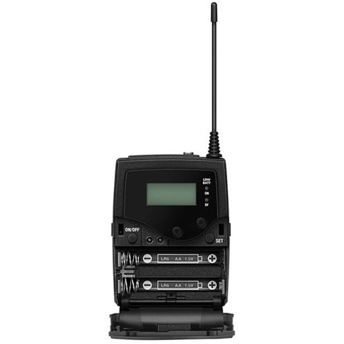 EW 500 BOOM G4 Camera-Mount Wireless Plug-On Mic System GW1: 558 to 608 MHz)