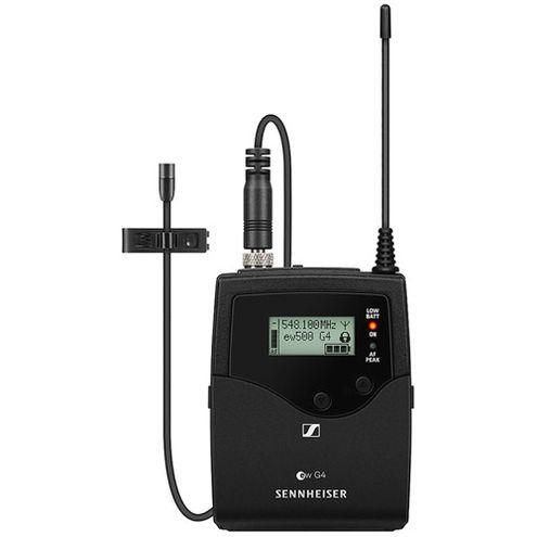 EW 500 G4-MKE2 Wireless Omni Lavalier Microphone System (AW+: 470 to 558 MHz)