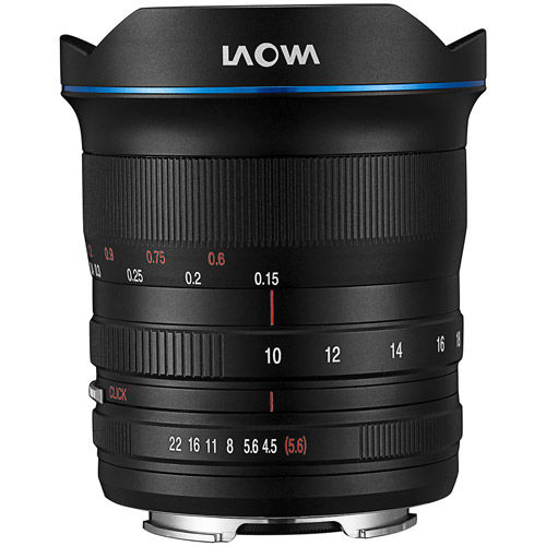 10-18mm f/4.0-5.6 Nikon Z Mount Manual Focus  Lens