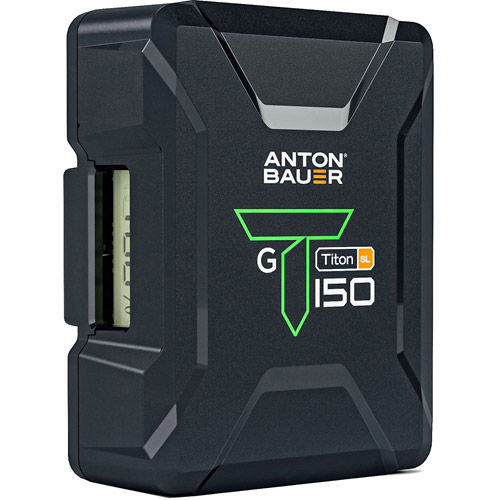Titon SL 150 Gold Mount Battery, 14.4 Volts, 143Wh
