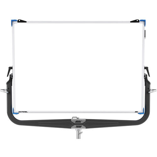 SkyPanel S360-C LED Softlight Blue.Silver, Maual, Standard Diffusion Bare Ends