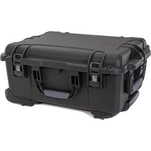 955 Case w/ Cubed Foam - Black