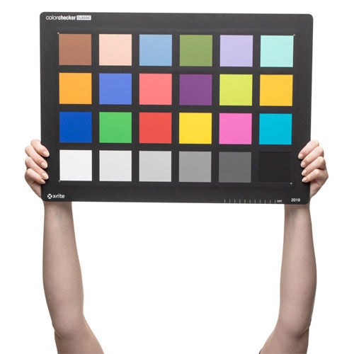 Color Checker Classic XL w/ Sleeve